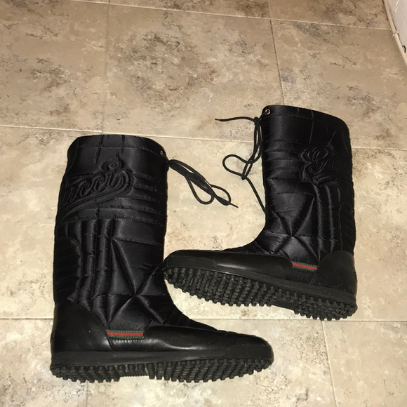 cheap price high quality factory price Women Gucci snow boots